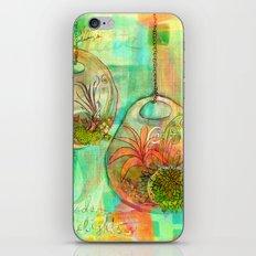 Garden Delights iPhone & iPod Skin