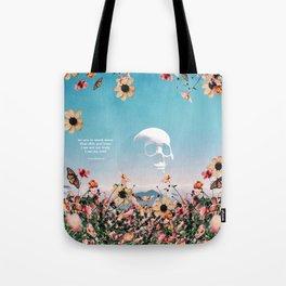 Original Poetry: Soul Tote Bag