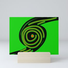 Spin Out Sixty Nine Mini Art Print