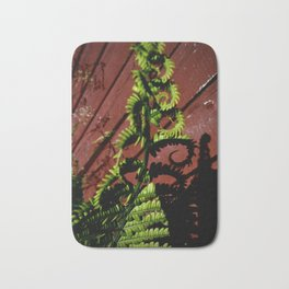 Fern Twirls Bath Mat