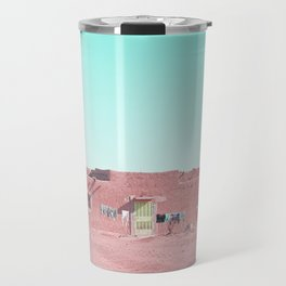 Moroccan Home in Pink Travel Mug