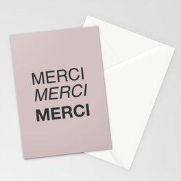 Merci Stationery Cards