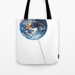 Earth candy Tote Bag