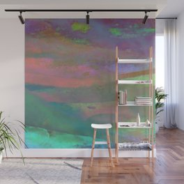 Inside the Rainbow 10 / Unexpected colors Wall Mural