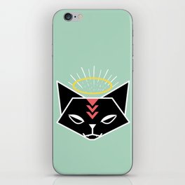 Cat Tribe iPhone Skin