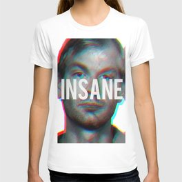 INSANE - JEFFREY DAHMER T-shirt