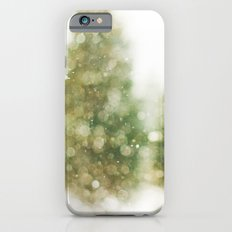 Snow Falling On Pines Slim Case iPhone 6s