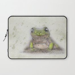 Jeremiah was a bullfrog Laptop Sleeve