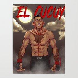 Tony Gerguson - El Cucuy Poster