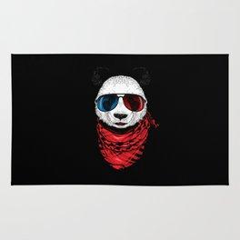 Cool Panda Rug