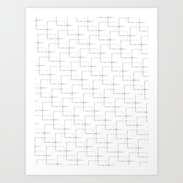 Cellular #620 Art Print