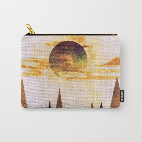 Arctic Moon Carry-All Pouch