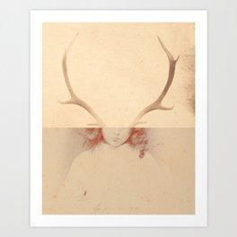 The Wild Thing Art Print
