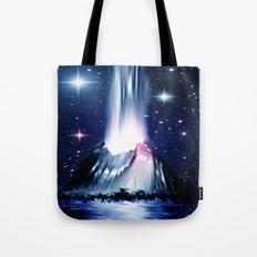 Eruption. Tote Bag
