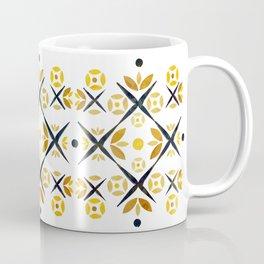 The Fence (Gold) Coffee Mug