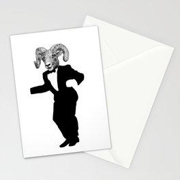 Happy Ram Stationery Cards