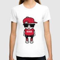 hiphop T-shirts featuring 30Billion - Hiphop Bear 02 by 30Billion