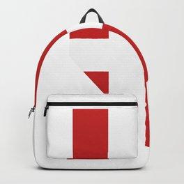 Denmark flag Backpack