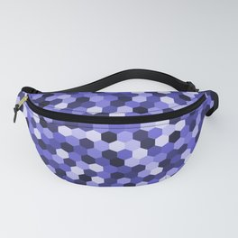 Sparkling of Purple Fanny Pack