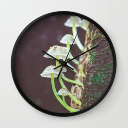 Peeping Out Wall Clock