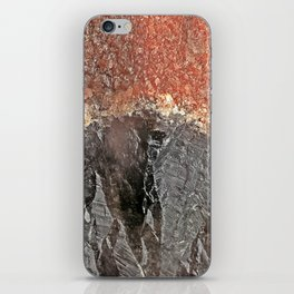 Red Capped Super Seven iPhone Skin
