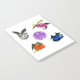 The Many Shades of Iggy Notebook