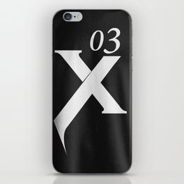 Expendable iPhone Skin