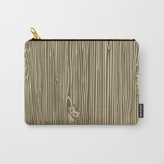 Against the Grain Carry-All Pouch