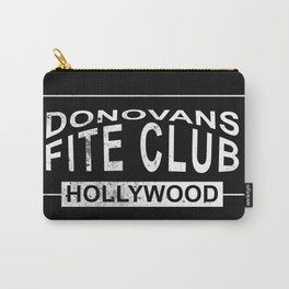Donovans Fite Club Carry-All Pouch