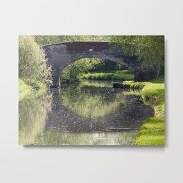 Bridge 20 Metal Print