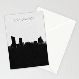 City Skylines: Grand Rapids Stationery Cards
