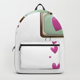 Love TV Backpack
