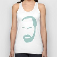 freud Tank Tops featuring FREUD by eve orea