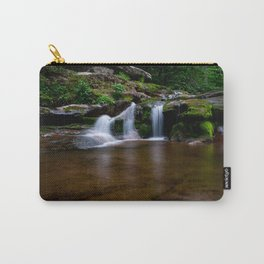 Catskill Waterfall Carry-All Pouch