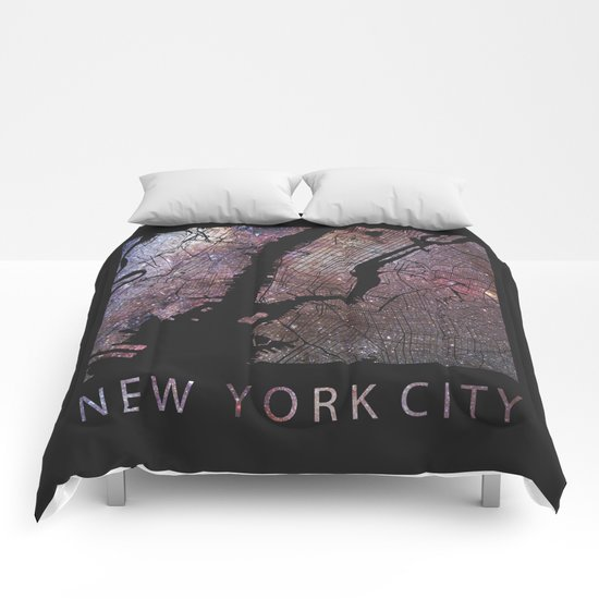 New York Galaxy Comforters