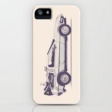 Famous Car #2 - Delorean iPhone (5, 5s) Slim Case