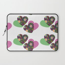 Romantic  pattern # G12 Laptop Sleeve