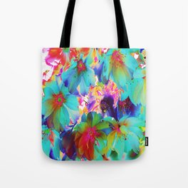 Oriental Happiness Tote Bag