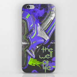 The Well of Life  iPhone Skin