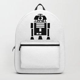 R2-D2 R2D2 Droid Wars Scifi Star Backpack