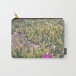 Maria Island Succulent Field Carry-All Pouch