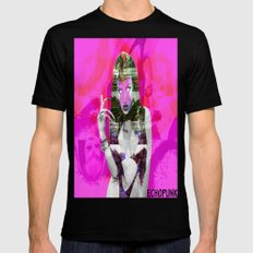 Brooke Candy Black Mens Fitted Tee MEDIUM