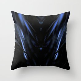Dark Matters Throw Pillow
