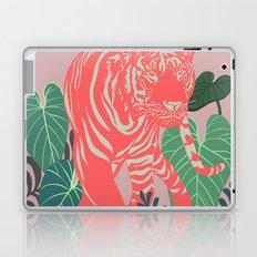 Aloha Tiger, Tiger print, Animal print, jungle print Laptop & iPad Skin
