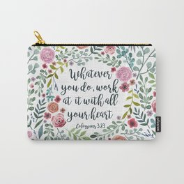 Colossians Carry-All Pouch