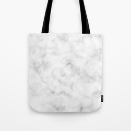 Marble White Texture Tote Bag