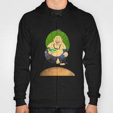 total peace buddha Hoody