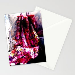 garden party Stationery Cards