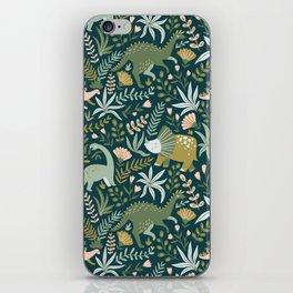Dino iPhone Skin