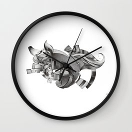 La sagra dell'inconscio Wall Clock